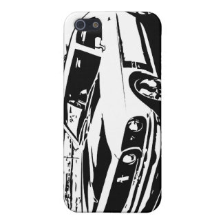 1969 Mustang GT Coupe Cover For iPhone SE/5/5s