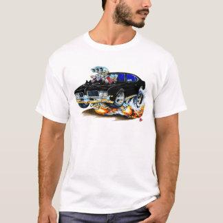 1969 Olds Cutlass Black Car T-Shirt