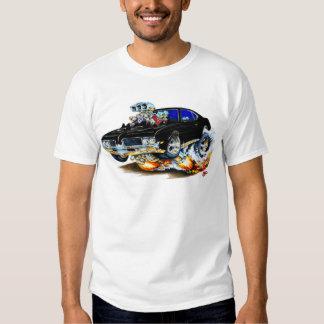 1969 Olds Cutlass Black Car Tee Shirt