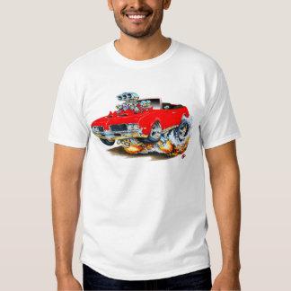 1969 Olds Cutlass Red Convertible T Shirt