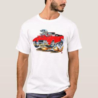 1969 Olds Cutlass Red Convertible T-Shirt