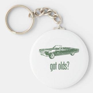 1969 Oldsmobile 98 Convertible Keychain