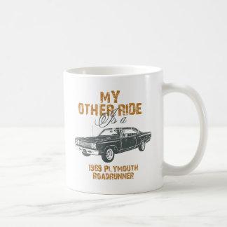 1969 Plymouth Road Runner Coffee Mug