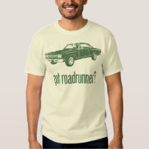 1969 Plymouth Road Runner Dresses