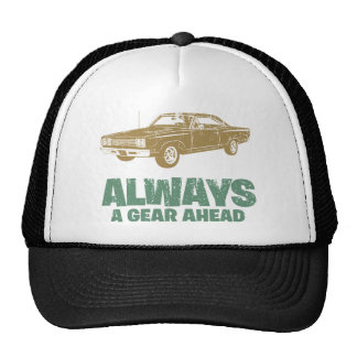 1969 Plymouth Road Runner Mesh Hat