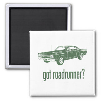 1969 Plymouth Road Runner Magnet
