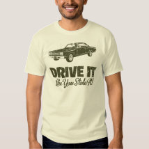 1969 Plymouth Road Runner T Shirt