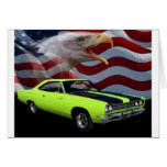 1969 Plymouth Road Runner Tribute Cards