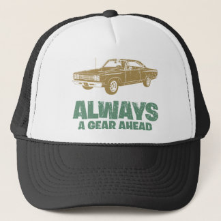 1969 Plymouth Road Runner Trucker Hat