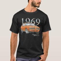 1969 Pontiac GTO Judge T-Shirt