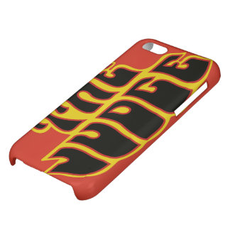 1969 Pontiac GTO The Judge in Carousel Red iPhone 5C Cover