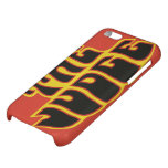 1969 Pontiac GTO The Judge in Carousel Red iPhone 5C Covers