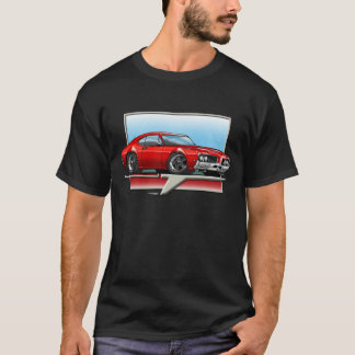 1969 Red Cutlass T-Shirt