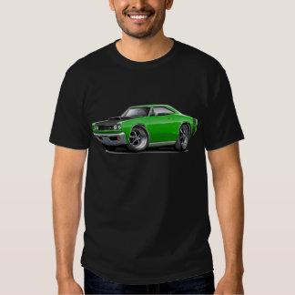1969 Super Bee Green-Black Top Shirt