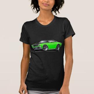 1969 Super Bee Lime-Black Top Car T Shirt
