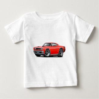1969 Super Bee Red Double Scoop Hood Infant T-shirt