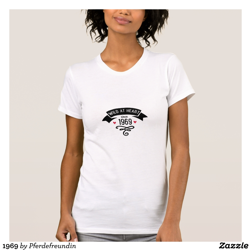 1969 T-Shirt - Best Selling Long-Sleeve Street Fashion Shirt Designs