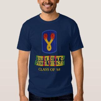 196o Universidad de la LIBERACIÓN de la camisa de