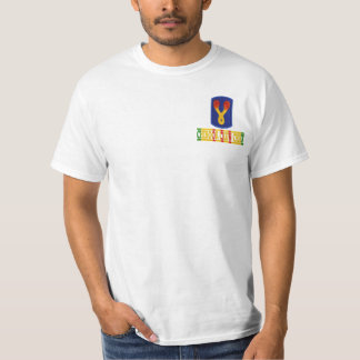 196th Infantry Bde. CH-47 Chinook Crew Chief Shirt