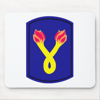 196th  Infantry Brigade Mouse Pad