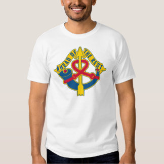 196th Light Infantry Brigade DUI - Ahead Of The Re T-Shirt