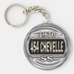 1970 454 Chevelle SS Key Chain