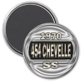 1970 454 Chevelle SS Imanes