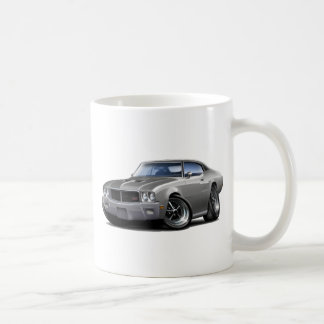 1970-72 Buick GS Grey Black Top Car Coffee Mug