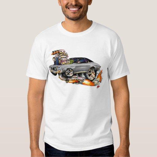 1970-72 Buick GS Grey Car T-Shirt