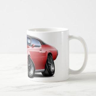 1970-72 Buick GS Red Black Top Car Coffee Mug