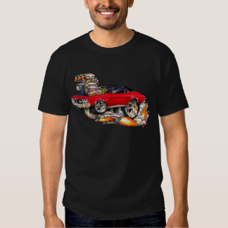1970-72 Buick GS Red Car T Shirt