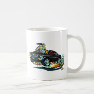 1970-72 Camaro Black Car Coffee Mug