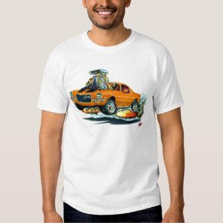 1970-72 Camaro Orange-Black Car T-Shirt