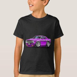 1970-72 Challenger Purple Car T-Shirt