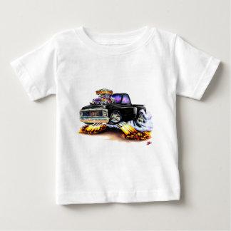 1970-72 Chevy C10 Black Truck Infant T-shirt