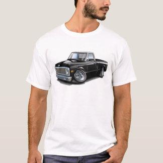 1970-72 Chevy C10 Black-White Top Truck
