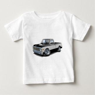 1970-72 Chevy C10 Black-White Truck Shirt