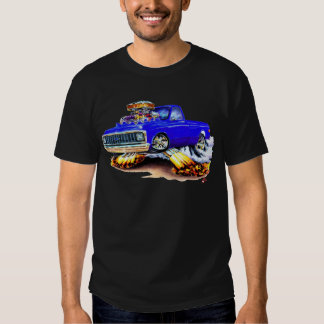 1970-72 Chevy C10 Blue Longbed Shirt
