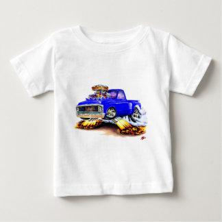1970-72 Chevy C10 Blue Truck T Shirt