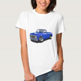 1970-72 Chevy C10 Blue Truck Tee Shirt
