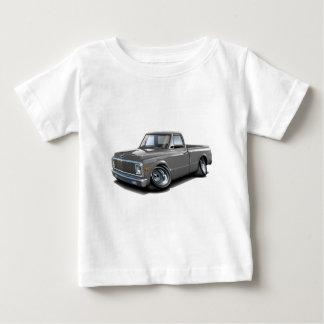 1970-72 Chevy C10 Grey Truck Infant T-shirt
