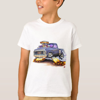1970-72 Chevy C10 Grey Truck T-Shirt