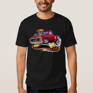 1970-72 Chevy C10 Maroon Truck T Shirt