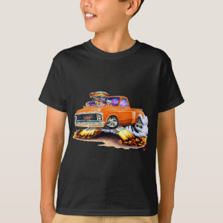1970-72 Chevy C10 Orange Truck T-Shirt