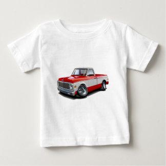 1970-72 Chevy C10 Red-White Truck Shirt