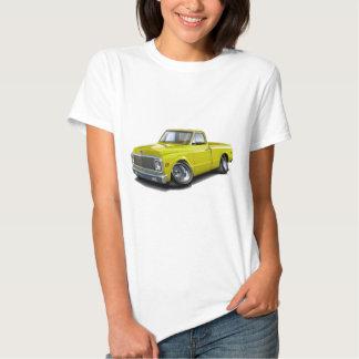 1970-72 Chevy C10 Yellow Truck Tee Shirt