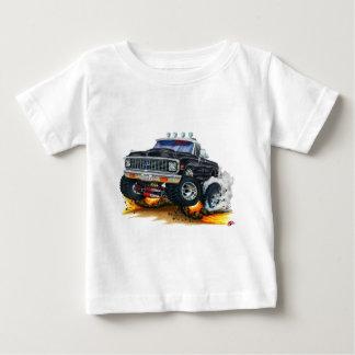 1970-72 Chevy CK1500 Black Truck T-shirt