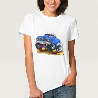 1970-72 Chevy CK1500 Blue Truck Tee Shirt