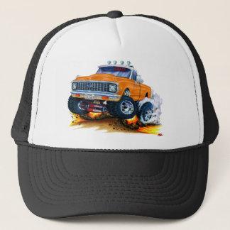 1970-72 Chevy CK1500 Orange Truck Trucker Hat