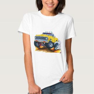 1970-72 Chevy CK1500 Yellow Truck T Shirt
